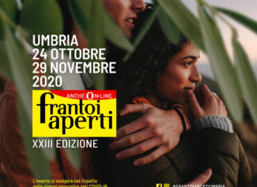 Si avvicina l'edizione 2020 di Frantoi Aperti